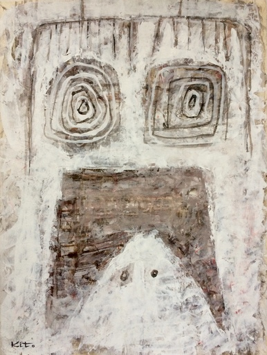 Akira KITO - Gemälde - Sans titre