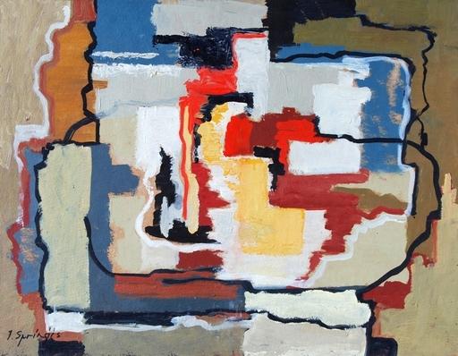 Jekabs SPRINGIS - 绘画 - Composition