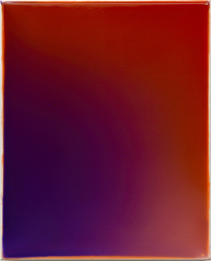 Gilles TEBOUL - Painting - Untitled n°2027