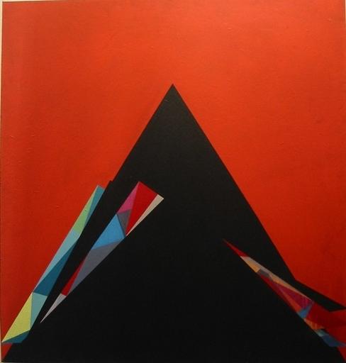 Loris FERRARI - Peinture - Composizione