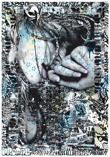 PREFAB 77 - Scultura Volume - Long is the night I