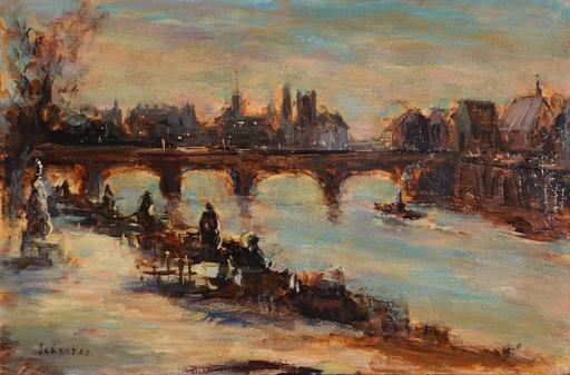 Zygmunt Szreter SCHRETTER - Pintura