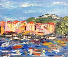Jean SARDI - Peinture - La Capte