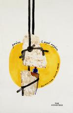 Jannis KOUMENTAKIS - Painting - La Signora Luna