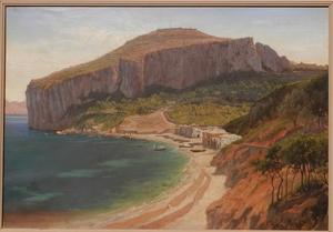 Alwin ARNEGGER - 绘画 - Coast