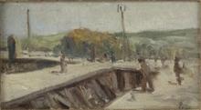 Maximilien LUCE (1858-1941) - L'excavation