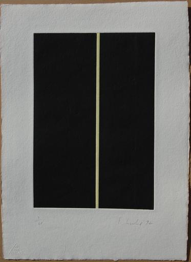 Ingeborg LÜSCHER - Print-Multiple - Ohne Titel