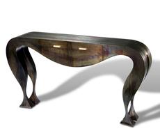 """Guillaume PIÉCHAUD - Sculpture-Volume - Console """"Patte Def"""""""