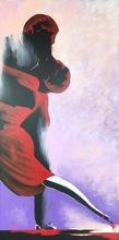 Robert AUGIER - Pintura - Lucila