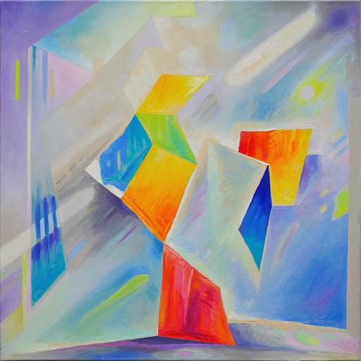 Istvan JARMECZKY - Painting - LIGHT