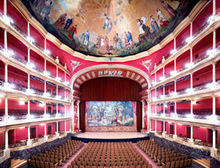 Candida HÖFER - Photography - Teatro Degollado Guadalajara III