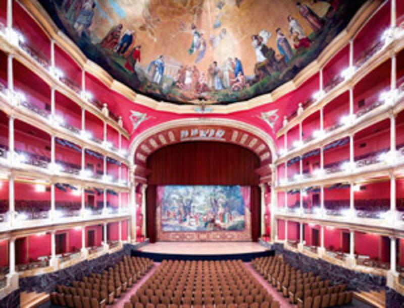 Candida HÖFER - Photo - Teatro Degollado Guadalajara III