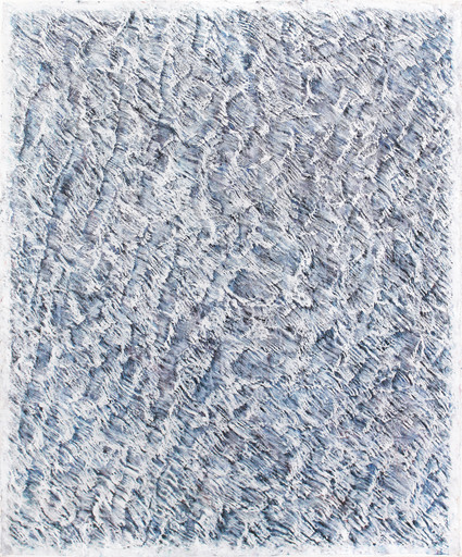 Gérard SIMOEN - Painting - Rumeur de la mer
