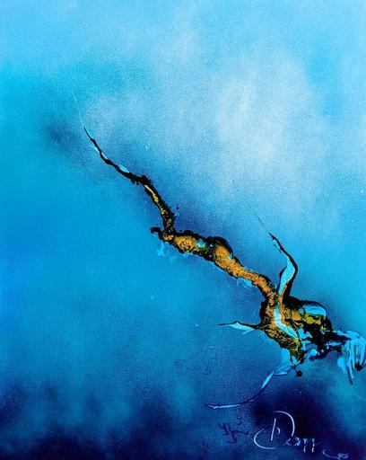 Dann AUBERT - Peinture - Royaume du silence