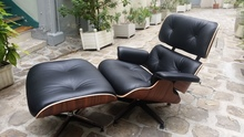 Charles EAMES - Charles EAMES - Fauteuil + ottoman
