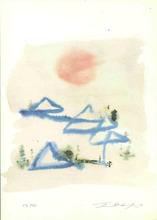 ZAO Wou-Ki - Print-Multiple - CARNET DE VOYAGE