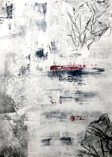 Aurélie LAFOURCADE - Peinture - paysage zen