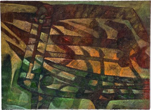 Raul ENMANUEL - Pintura - El Volador