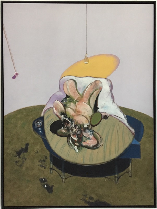 Francis BACON - Print-Multiple - Lying figure 1969