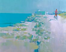 Nicola SIMBARI - Painting - Trani