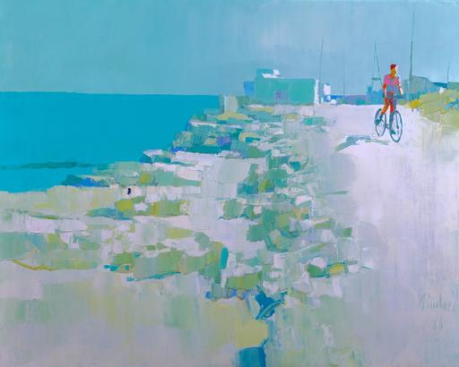 Nicola SIMBARI - Peinture - Trani