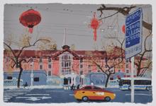 WANG Yuping (1962) - Red Building of Peking University