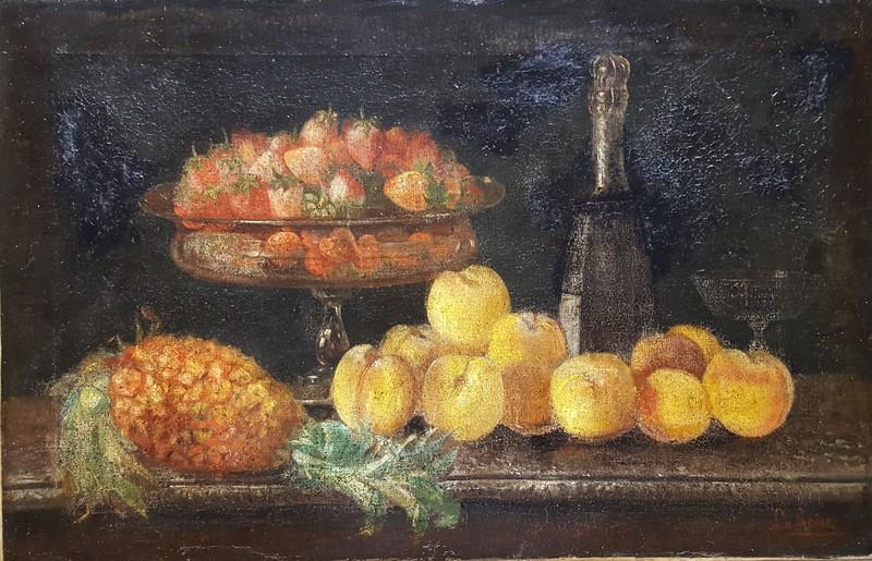 Constantin LE ROUX - Painting