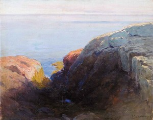 Arsenij Petrovic SOSNOVSKIJ - Painting
