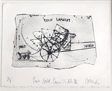米盖尔·巴塞罗 - 版画 - Yvon Lambert París Madrid