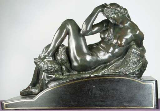 MICHELANGELO - Escultura - Night and Day