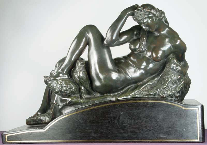 MICHELANGELO - Sculpture-Volume - Night and Day