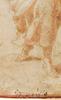 Géronimo DE BOBADILLA - Drawing-Watercolor - San José con el Niño Jesús.