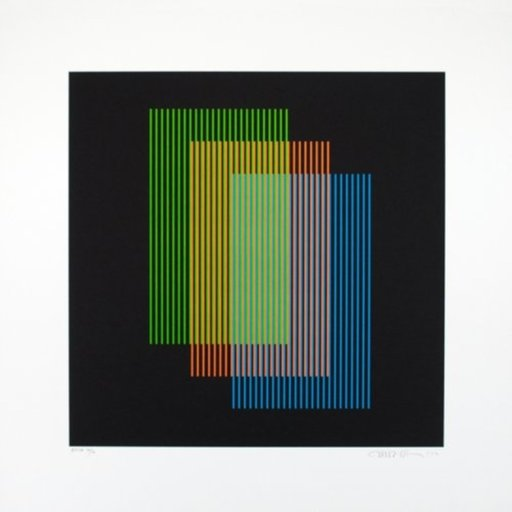 Carlos CRUZ-DIEZ - Print-Multiple - Color aditivo Ramblas 1963-2011