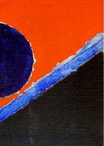 Sayed Haider RAZA - Painting - untitled