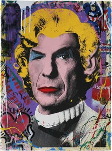 MR BRAINWASH - Print-Multiple - Spock (Variant No. 2)