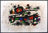 Joan MIRO - Estampe-Multiple - Painting= Poetry | Peinture = Poesie