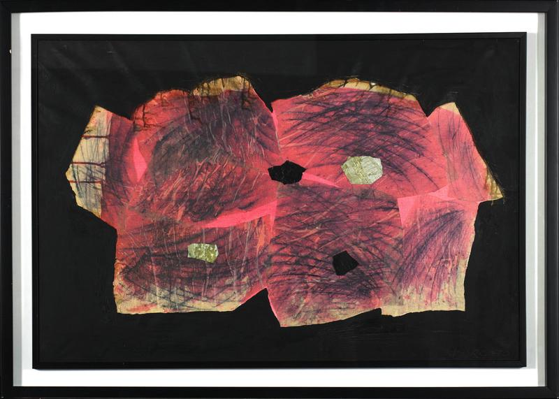 Giulio TURCATO - Painting - La pelle