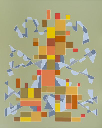 Enrique Rodriguez GUZPENA - Painting - Último ramo