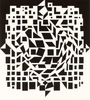 Victor VASARELY - Stampa-Multiplo - Citra From NB Cinetique