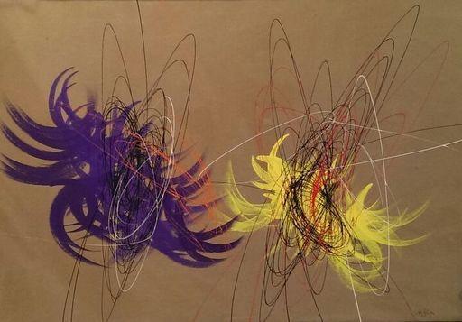 Roberto Gaetano CRIPPA - Disegno Acquarello - SPIRALI