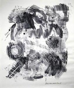 Robert RAUSCHENBERG - Stampa Multiplo - Loop – Stoned Moon