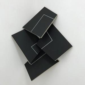 Renaud JACQUIER-STAJNOWICZ - Skulptur Volumen - J'irais dormir sous la neige fondue hélàs d'une nuit blanche