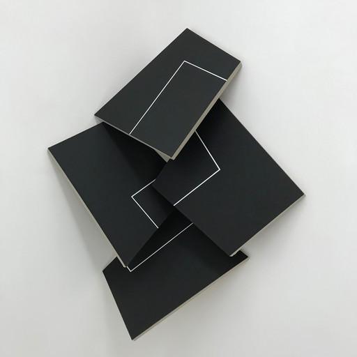 Renaud JACQUIER-STAJNOWICZ - Sculpture-Volume - J'irais dormir sous la neige fondue hélàs d'une nuit blanche