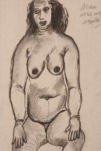 CORNEILLE - Drawing-Watercolor - Aicha