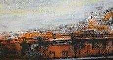 Piero SBANO - Pintura - Paesaggio