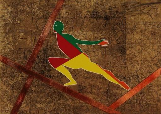 米莫·帕拉迪诺 - 版画 - Untitled