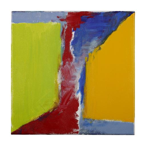 Margit ABELE - Painting - BETWEEN
