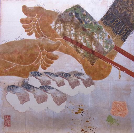 Hiroomi ITO - Painting - Common sense and deference