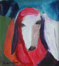 Menashe KADISHMAN - Peinture - Sheep