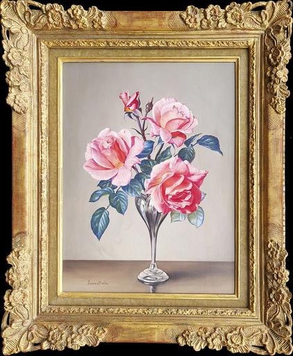 James NOBLE - Pittura - Elizabeth of Glamis